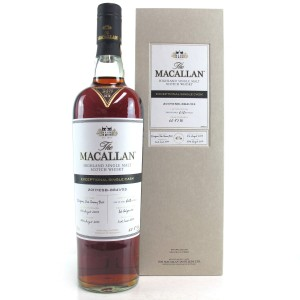 Macallan 2003 Exceptional Cask #8841-03