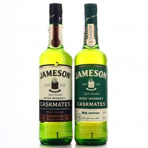Jameson Caskmates IPA & Stout Editions 2 x 70cl