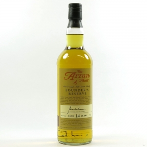 Arran Founder's Reserve 14 Year Old