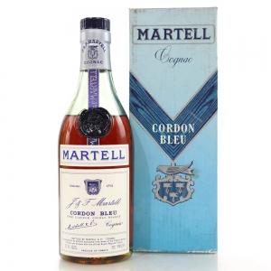 Martell Cordon Bleu Cognac 12 Fl. Oz. 1970s