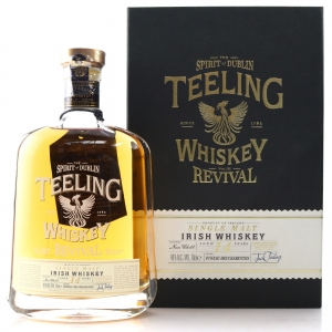 Teeling 14 Year Old The Revival Volume 3 / Pineau des Charentes Finish