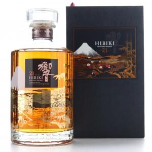 Hibiki 21 Year Old Kacho Fugetsu Limited Edition