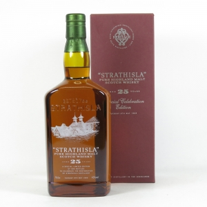 Strathisla 25 Year Old Celebration Edition Front