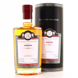 Bowmore 2000 Malts of Scotland Bourbon Hogshead