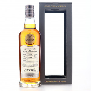 Clynelish 2005 Gordon and MacPhail 14 Year Old Batch #19/090 / TWE 20th Anniversary