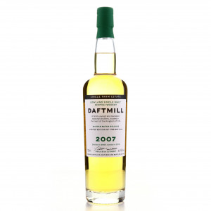 Daftmill 2007 Winter Batch Release 2019 / UK Exclusive