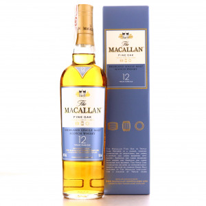 Macallan 12 Year Old Fine Oak 35cl
