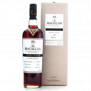 Macallan 2004 Exceptional Cask #11648-08 / 2017 Release