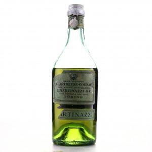 Martinazzi Chartreuse-Cognac Gran Liquore circa 1930s