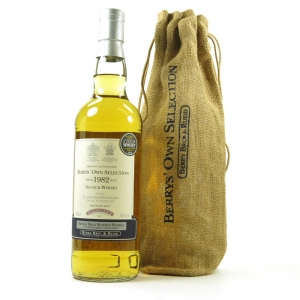 Clynelish 1982 Berry Brothers Single Cask