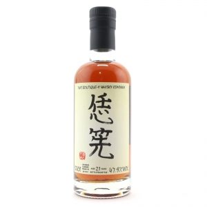 Japanese Blended Whisky No.1 21 Year Old That Boutique-y Whisky Company Batch #1