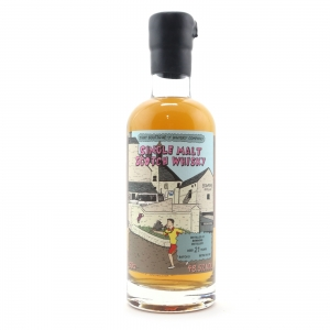 Bowmore 21 Year Old That Boutique-y Whisky Company Batch #3