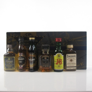 The International Collection Premium Whiskies 6 x 5cl