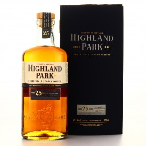 Highland Park 25 Year Old / 48.1%