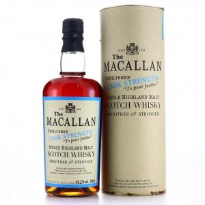 Macallan 1989 Exceptional Cask #552 50cl