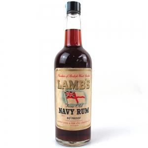 *Lamb's Navy Rum 1970s