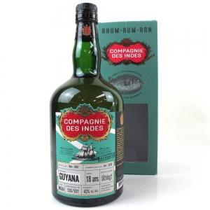 Uitvlugt 1997 Compagnie Des Indes 18 Year Old / Guyana Rum