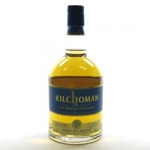 Kilchoman Spring 2011 Release