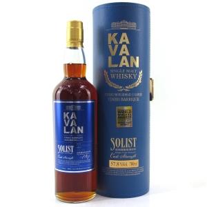 Kavalan Solist Cask Strength Vinho Barrique / 57.8%