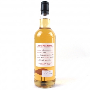 Springbank 2008 Duty Paid Sample 7 Year Old
