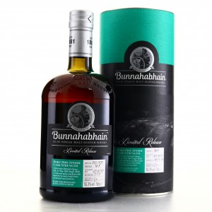 Bunnahabhain 2007 Port Pipe Finish 11 Year Old