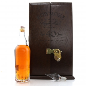 Bowmore 1955 40 Year Old / US Import