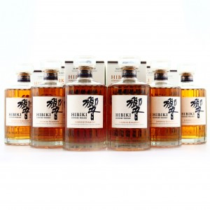 Hibiki Japanese Harmony 6 x 70cl / Case