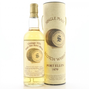 Port Ellen 1979 Signatory Vintage 14 Year Old