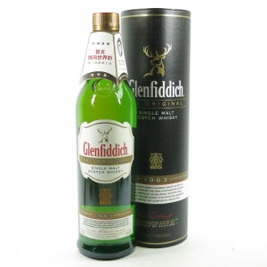 Glenfiddich The Original 1963 Taiwanese Edition
