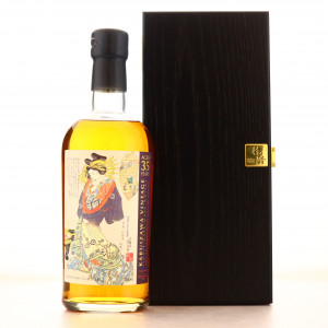 Karuizawa 35 Year Old Single Cask #8378 / Kinlonz Geisha Label