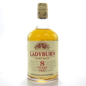 Ladyburn 8 Year Old Pure Malt