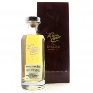 English Whisky Co 2006 Founders Celler Single Cask / First 5 Year Old