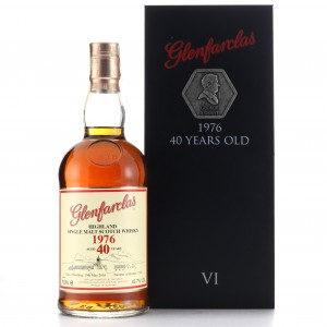 Glenfarclas 1976 40 Year Old Collector Series VI