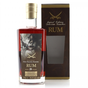 Panama 1992 Sansibar 25 Year Old Rum / Don Pancho