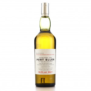 Port Ellen 1978 27 Year Old 6th Release 20cl