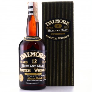 Dalmore 12 Year Old Duncan Macbeth 1960s