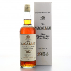 Macallan 1964 Special Selection