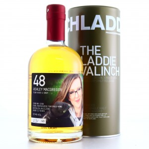 Bruichladdich 2007 Ashley Macgregor Valinch 11 Year Old 50cl / Portuguese Fortified Wine