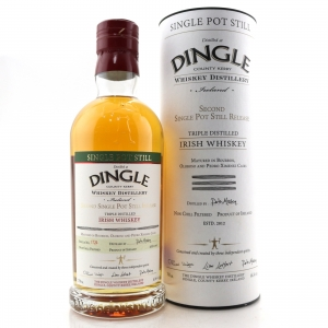 Dingle Irish Single Pot Still Whiskey No. 2 / Bourbon and Sherry