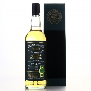 Glentauchers 2007 Cadenhead's 12 Year Old