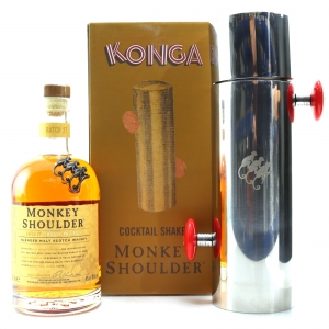 Monkey Shoulder Blended Malt / with Konga Cocktail Shaker
