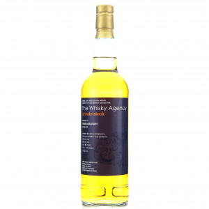 Laphroaig 1990 Whisky Agency 21 Year Old Private Stock / TWE