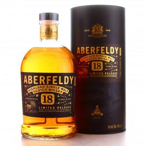 Aberfeldy 18 Year Old 1 Litre