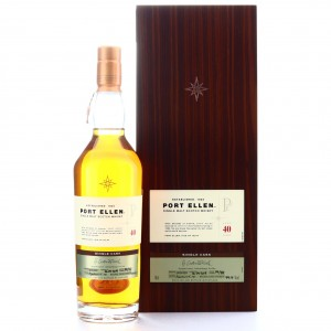 Port Ellen 1979 Casks of Distinction 40 Year Old #1883
