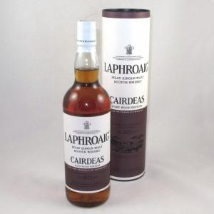 Laphroaig Cairdeas Port Wood Finish Front