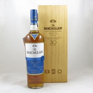 Macallan 30 Year Old Fine Oak Front