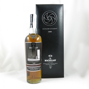 Macallan 30 Year Old Masters of Photography Rankin Edition front
