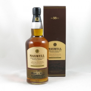 Maxwell 1979 33 Year Old front