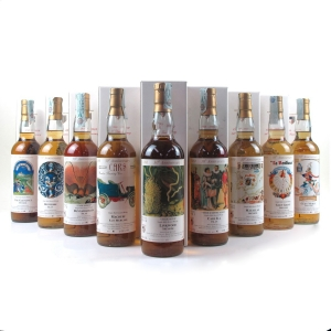 Moon Imports 30th Anniversary Collection 9 x 70cl / Including Macallan 1990