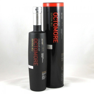 Bruichladdich Octomore 6.2 (Travel Retail Exclusive) Front